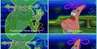Patrick Moving Meme - patrick meme meme center