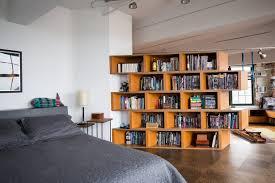furniture home open shelf bookcase room divider design modern