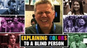 Blind Convention Blind Film Critic Tommy Edison Attempts To Create A Series Of