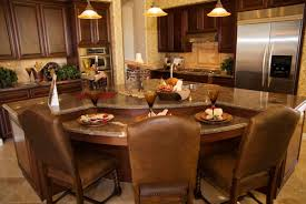 Rustic Cabin Kitchen Cabinets Kitchen Room Rustic Light Brown Wooden Kitchen Island And