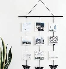 hang pictures without frames 10 creative ways to hang photos without frames goodhome ids