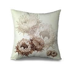 online store popeven modern sunflower pillow cases for kids