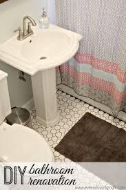 Diy Bathroom Renovation by Our Diy Bathroom Renovation