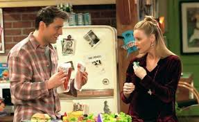35 food moments of friends tv show eat this not that