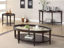 oval coffee table glass coffee tables thippo