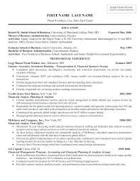 investment banking resume template investment banking resume format banker skills on resume
