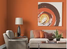 orange livingroom sweet and beautiful wall décor for living room midcityeast