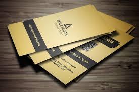 golden vertical business card by shariyarsojib on deviantart