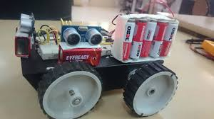 Seeking Robot Date Arduino Based Wall Following Robot Engineersgarage