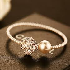 pearl fashion bracelet images Gold bangles for women big pearl from india fashion indian jewelry jpg