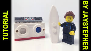 How To Hide Washer And Dryer by Tutorial Lego Washer Dryer Combo Cc Youtube