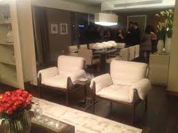 Fendi Living Room Furniture by Fendi Furnishes The Setai At 400 Fifth Avenue Pretty Connected