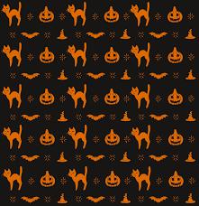 halloween pattern by mute owl on deviantart