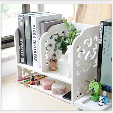 Storage Bookshelf Garden Dormitory Desktop Storage Bookshelf Artifact Creative