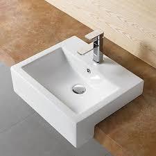 salonika semi recessed basin highgrove bathrooms