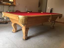 used pool tables for sale by owner 8 dlt billiards sold used pool tables billiard tables over time