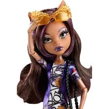 monster high boo york clawdeen doll walmart com
