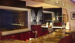 Glass Door Bar Cabinet Bar Apotime Console Cabinet Accent Cabinet With Glass Doors Cool
