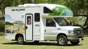 Design Your Own Motorhome by Compact C 19 Cruise America Motorhome Rent A Motorhome In Usa