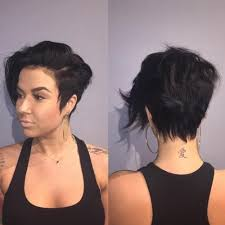 how to cut a short ladies shag neckline 60 classy short haircuts and hairstyles for thick hair
