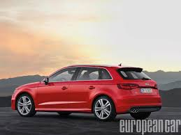 2014 audi a3 sportback european car magazine