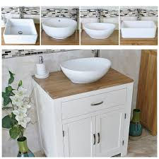 Wooden Vanity Units For Bathrooms Bathroom Vanity Units