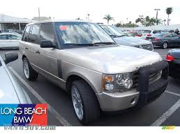 land rover hse white 2003 land rover range rover hse in white gold metallic 116297