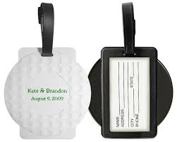 luggage tag favors basketball party favors theme luggage tag