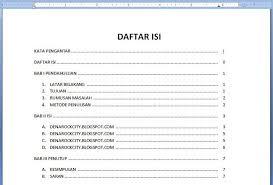 format penulisan makalah sederhana 8 contoh makalah cover makalah daftar isi makalah kata