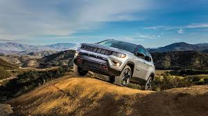 jeep compass 2017 the all new 2017 jeep compass has offroad specs worthy of the