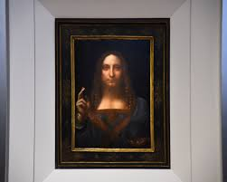 da vinci jesus portrait is up for auction for 100 million
