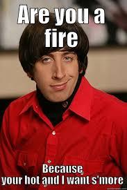 Your Hot Meme - pickup line scientist memes quickmeme