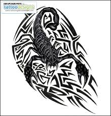 scorpio tattoos and designs page 43