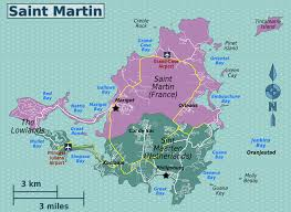 Saint Barts Map by Saint Martin U2013 Travel Guide At Wikivoyage