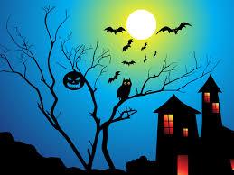 halloween wallpaper desktop scary halloween desktop wallpaper wallpapersafari