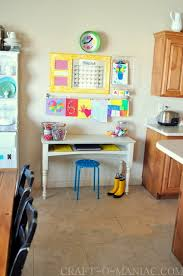 Art And Craft Room - kids art and homework station