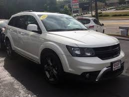 Dodge Journey Manual - used one owner 2015 dodge journey crossroad marlborough ma near