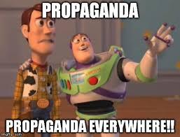 Propaganda Meme - x x everywhere meme imgflip