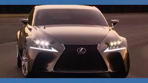 lexus lfcc 2015 lexus lf cc and lexus is 350 youtube
