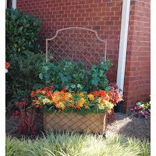 Small Trellis Planter Patio Trellis Planters U0026 Privacy Screens U2013 Outdoor Ideas