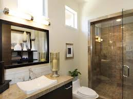 bathroom welcoming guest bathroom design with subway tiles and