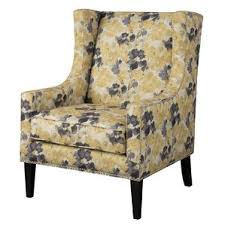 Queen Anne Wingback Chair Wingback Accent Chairs You U0027ll Love Wayfair