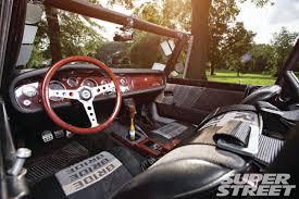 1968 Datsun Roadster Super Street Magazine