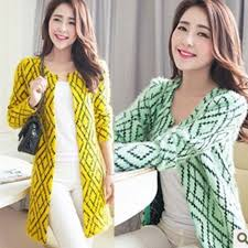 online get cheap womens warm long opened dress cardigan