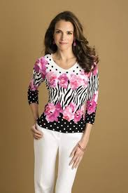 stein mart blouses exclusively ours peck peck dot amour v neck blouse steinmart
