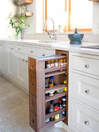 wonderful kitchen spice drawers kitchen cabinet pullout spice