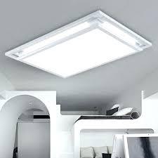 luminaire cuisine led le plafond led plafonnier luminaire plafonnier led philips