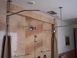 Custom Size Shower Curtains Elegant Odd Size Shower Curtain Rods Curtain Menzilperde Custom