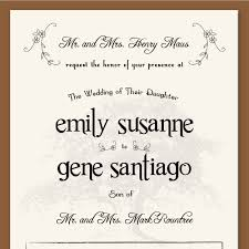 country wedding sayings invitations rustic wedding invitations with burlap country
