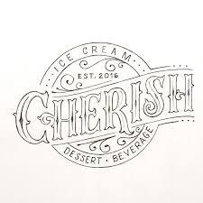 cherish logo u2014 mye de leon